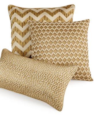 Hotel Collection Mosaic 18 Quot Square Decorative Pillow