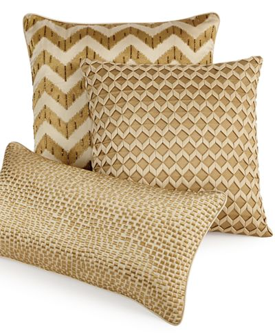 Hotel Collection Mulberry Decorative Pillows : Hotel Collection Mosaic 18