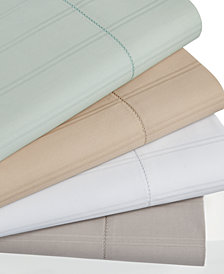 CLOSEOUT! Hotel Collection Striped Sheets, 600 Thread Count Cotton, Created for Macy's