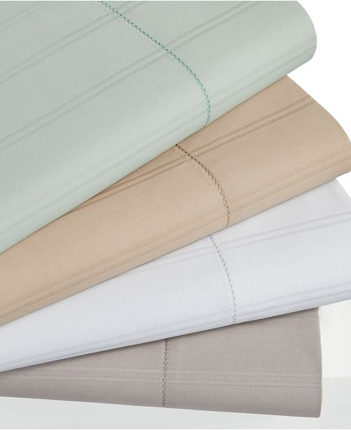 Hotel Collection CLOSEOUT! Striped Sheets, 600 Thread Count Cotton, Created for Macy's