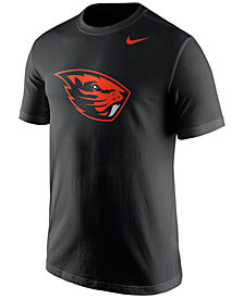 Nike Men's Oregon State Beavers Logo T-Shirt