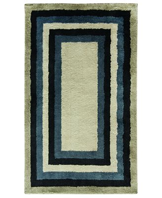 Bacova Rugs, Cashlon Concentric Accent Tones Rugs