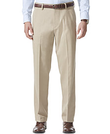 Dockers Men's Comfort Relaxed Fit Khaki Stretch Pants D4