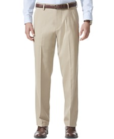 Dockers Men's Comfort Relaxed Fit Khaki Stretch Pants