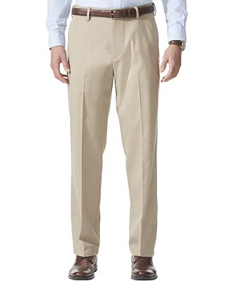 Dockers® Men's Stretch Relaxed Fit Comfort Khaki Pants D4 - Pants ...