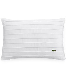 "Lacoste Home Inserted Corded 12"" x 18"" Decorative Pillow"