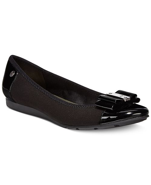 Anne Klein Sport Aricia Flats Created For Macy S