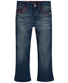 Levi's® 715 Taylor Thick Stitch Bootcut Jean, Little Girls