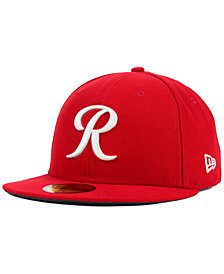New Era Tacoma Rainiers 59FIFTY Cap