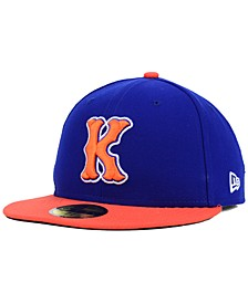 Kingsport Mets 59FIFTY Cap