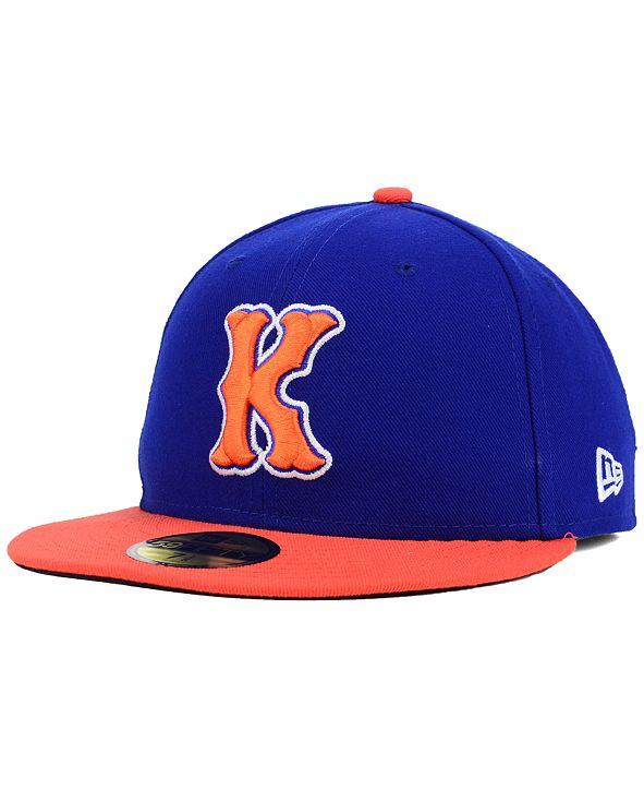 New Era Kingsport Mets 59FIFTY Cap