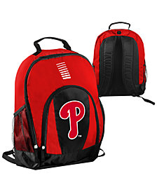 Forever Collectibles Philadelphia Phillies Prime Time Backpack