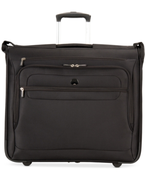 Closeout! Delsey Helium Fusion Rolling Garment Bag,  Only at Macy's