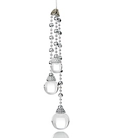 Shine Bright Crystal Dangling Ornament Created For Macy's