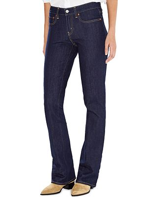 Levi's® 415 Relaxed-Fit Bootcut Jeans - Jeans - Women - Macy's