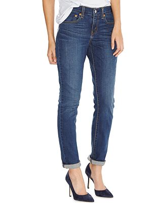 Levi's® 414 Relaxed-Fit Straight-Leg Jeans - Jeans - Women - Macy's