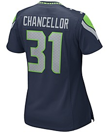 Women's Kam Chancellor Seattle Seahawks Game Jersey