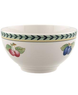 Dinnerware, French Garden Rice Bowl