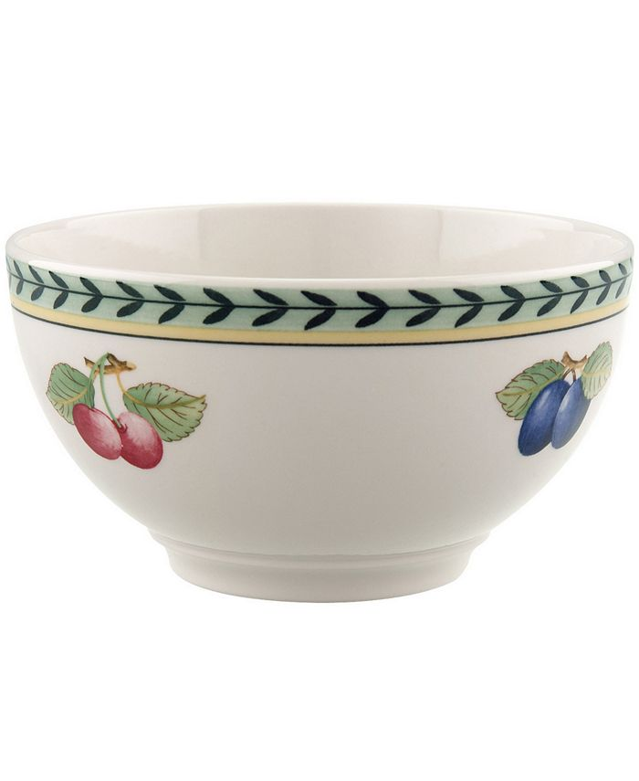 """Villeroy & Boch - """"French Garden"""" Rice Bowl"""
