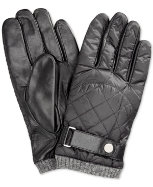0ffc3f9a814c UPC 020204290922 product image for Polo Ralph Lauren Quilted Nylon Field  Gloves
