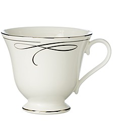 Ballet Ribbon Teacup