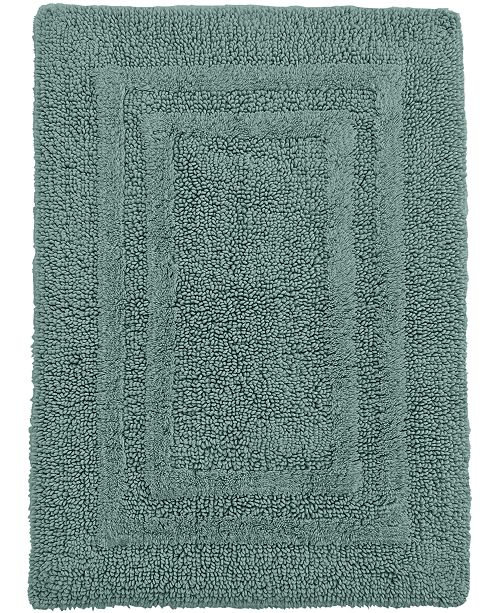 Bath Rug Hotel Collection Closeout Cotton Reversible 21 X 33