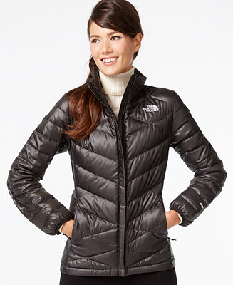 The North Face Aconcagua Quilted Down Jacket Jackets