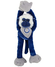 Forever Collectibles Indianapolis Colts Plush Slider Monkey