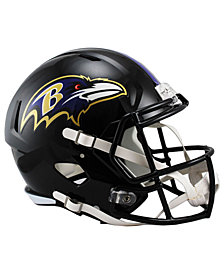 Riddell Baltimore Ravens Speed Replica Helmet