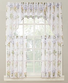 Eve's Garden Tier & Valance Collection