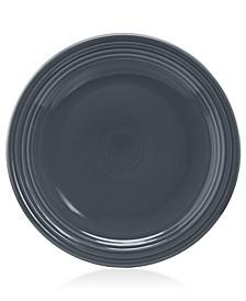 """10.5"""" Slate Dinner Plate"""