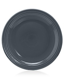"Fiesta 10.5"" Slate Dinner Plate"