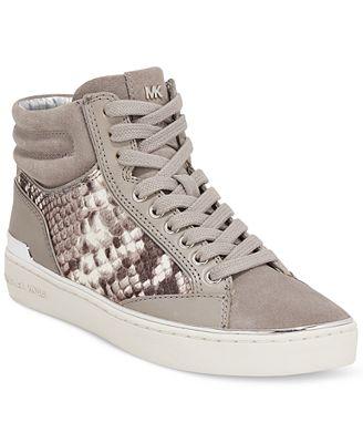 MICHAEL Michael Kors Kyle High Top Sneakers