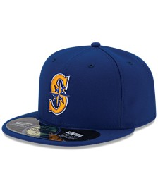 New Era Seattle Mariners Authentic Collection 59FIFTY Fitted Cap