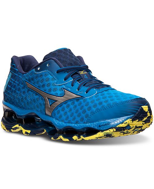 017ac334fb34 ... Mizuno Men's Wave Prophecy 4 Running Sneakers from Finish Line ...