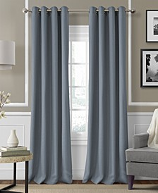 "Essex 50"" x 84"" Linen Curtain Panel"