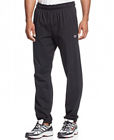 Men's Jersey Banded Bottom Pants