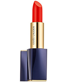 Estée Lauder Pure Color Envy Velvet Matte Sculpting Lipstick, 0.12 oz