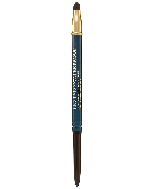 Lancome Le Stylo Waterproof Long Lasting Eye Liner, 0.01 oz