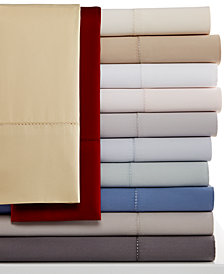 CLOSEOUT! Hotel Collection  600 Thread Count Twin Flat Sheet - European Collection