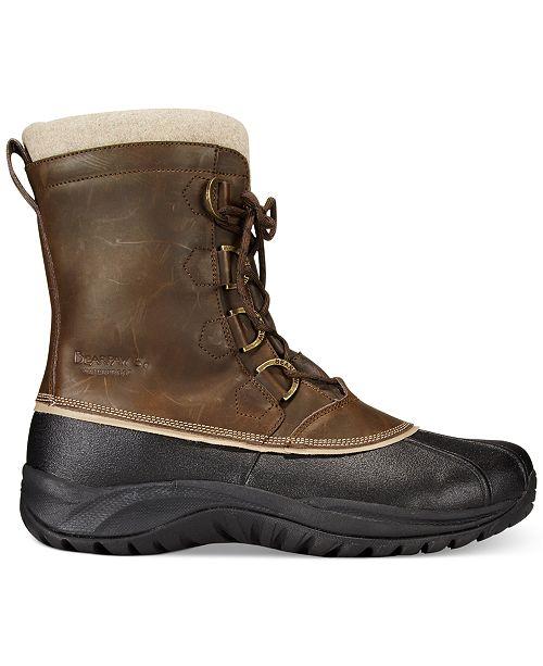 845d80342eb8 BEARPAW Men s Colton Tall Duck Boots   Reviews - All Men s Shoes ...