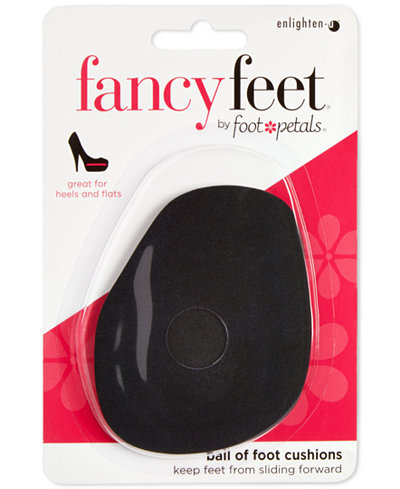 Fancy Feet by Foot Petals Ball of Foot Cushions Shoe Inserts
