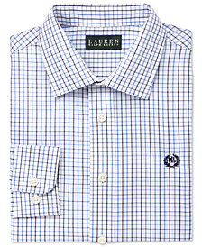 Lauren Ralph Lauren Check Dress Shirt, Big Boys
