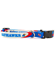 Hunter Manufacturing Kansas Jayhawks Dog Collar