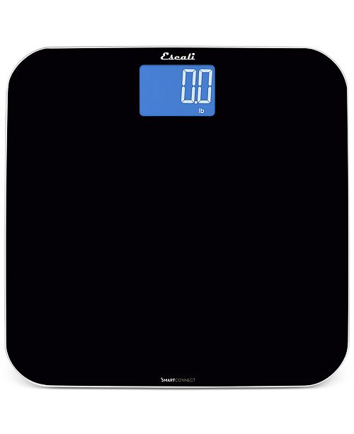 Escali SmartConnect Body Weight Digital Scale