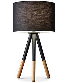 Adesso Louise Tripod Table Lamp