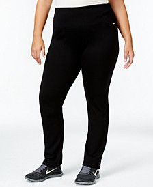 Plus Size Pull-On Active Leggings