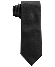 Big Boys Solid Vellum Necktie