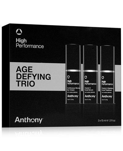 Anthony Men's High Performance Age Defying Trio