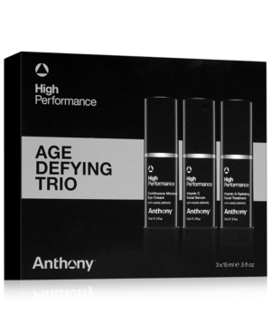 High Performance Age Defying Trio
